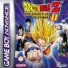 Juego online Dragon Ball Z: The Legacy of Goku II (GBA)